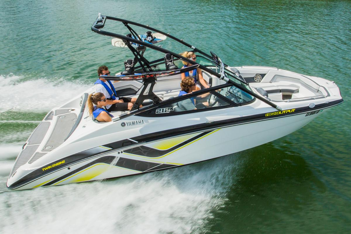 2015 Yamaha 212X Power Boats Inboard Covington, Los Angeles ...