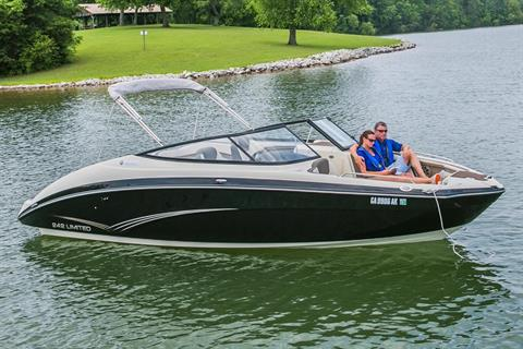2015 Yamaha 242 Limited in Bridgeport, New York