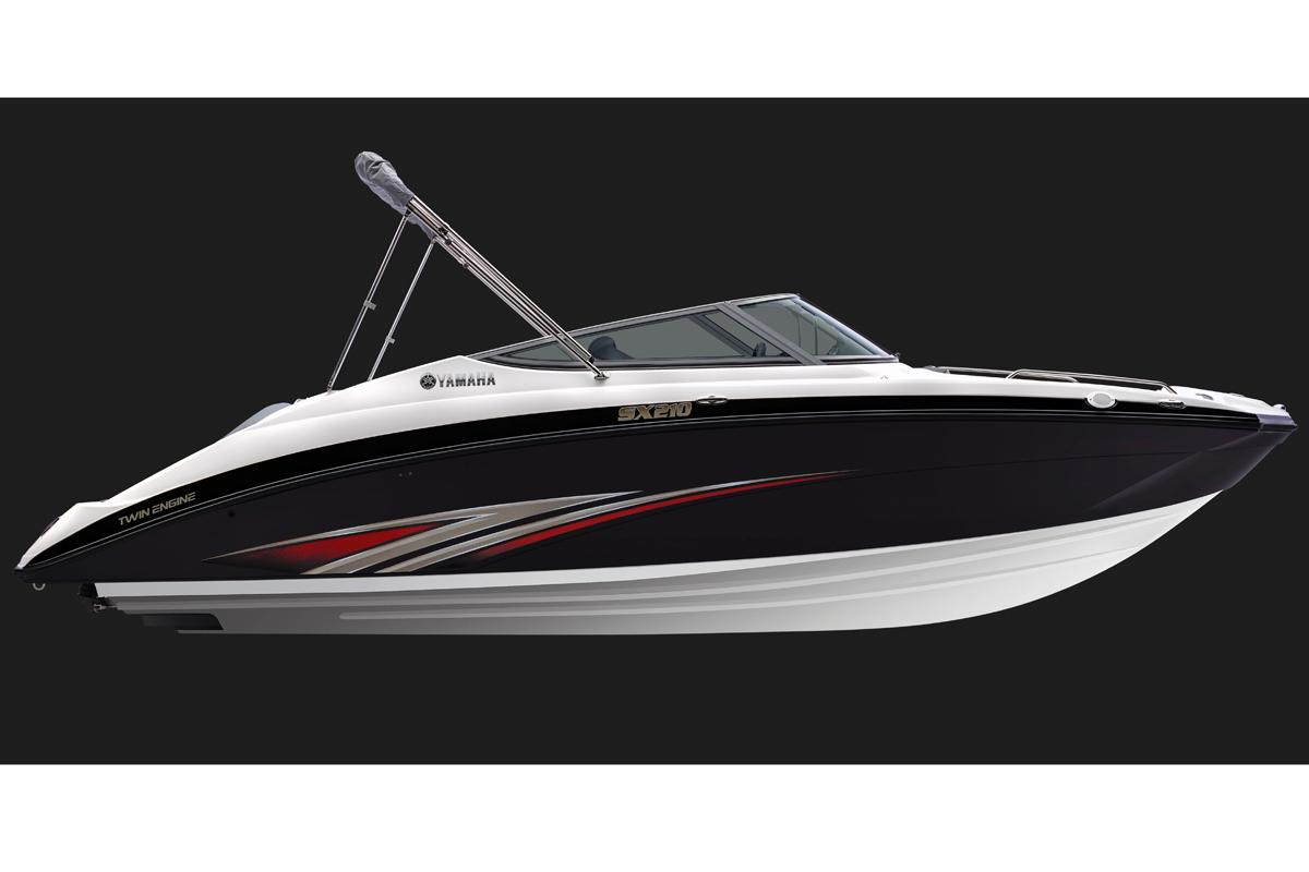 New 2015 Yamaha SX210 Power Boats Inboard in Duncansville, PA ...