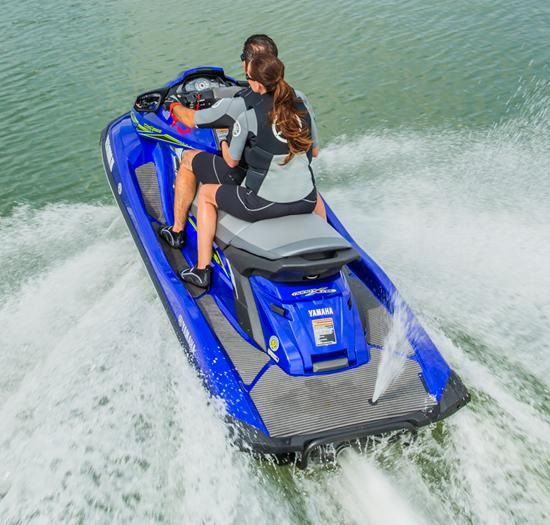 2015 Yamaha FX HO® in Chesterfield, Missouri