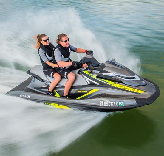 2015 Yamaha VXS® Carbon Metallic Watercraft Mooresville North ...