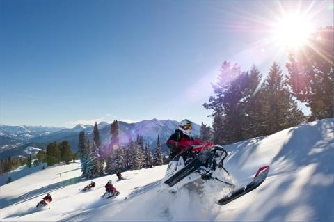 2015 Yamaha SRViper M-TX 162 SE in Bozeman, Montana - Photo 7