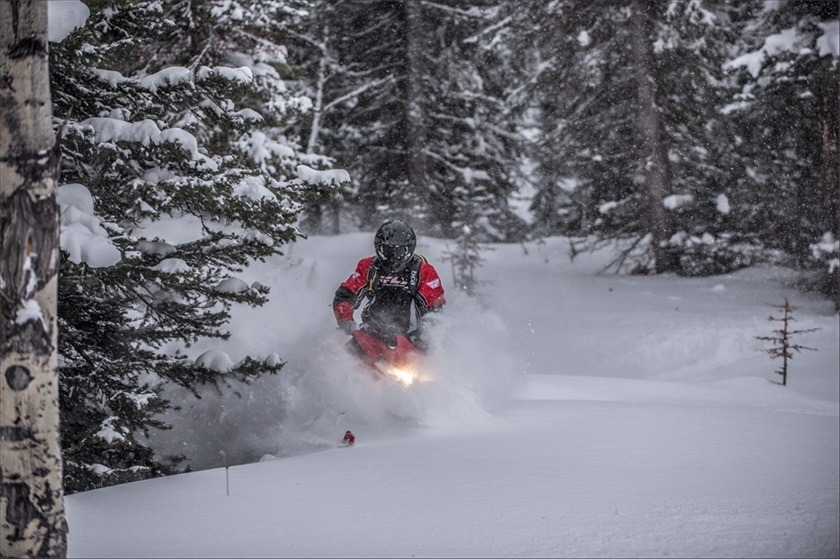 2015 Yamaha SRViper M-TX 162 SE in Bozeman, Montana - Photo 12