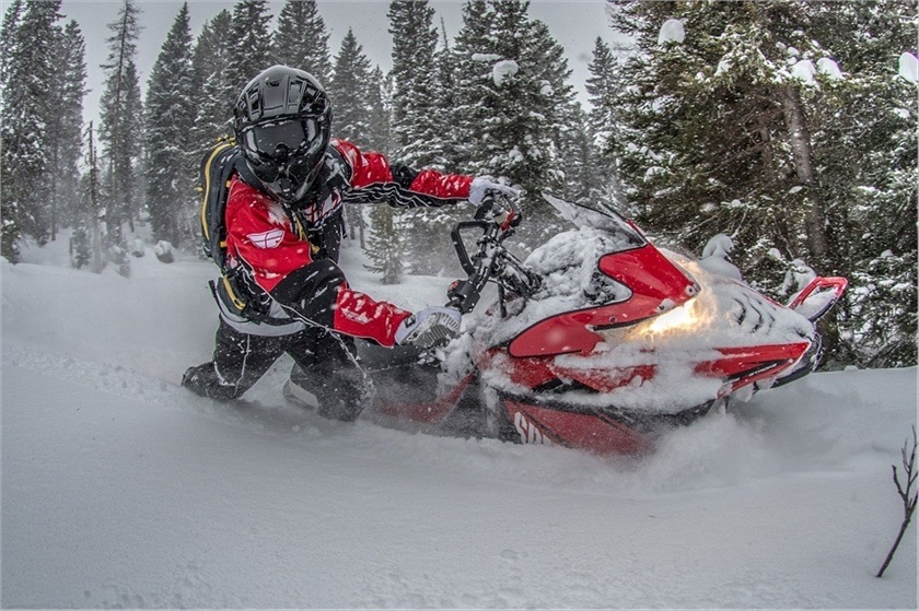 2015 Yamaha SRViper M-TX 162 SE in Bozeman, Montana - Photo 13