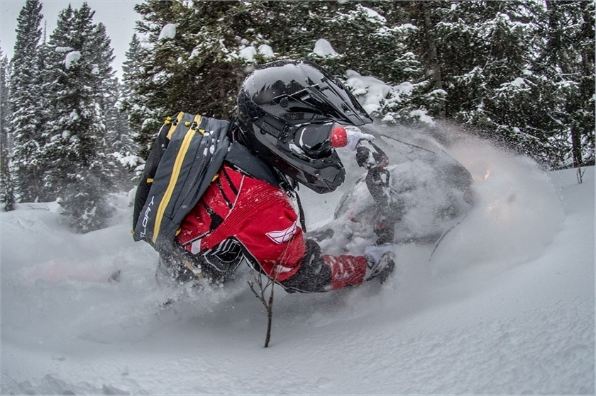 2015 Yamaha SRViper M-TX 162 SE in Bozeman, Montana - Photo 14