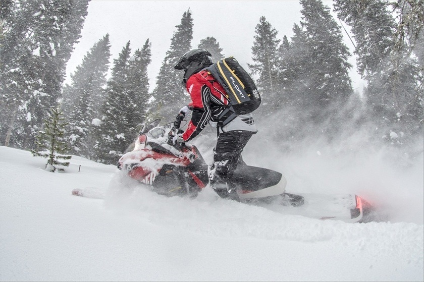 2015 Yamaha SRViper M-TX 162 SE in Bozeman, Montana - Photo 15