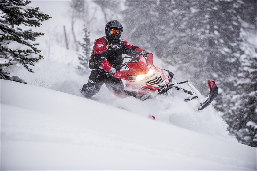 2015 Yamaha SRViper M-TX 162 SE in Bozeman, Montana - Photo 17