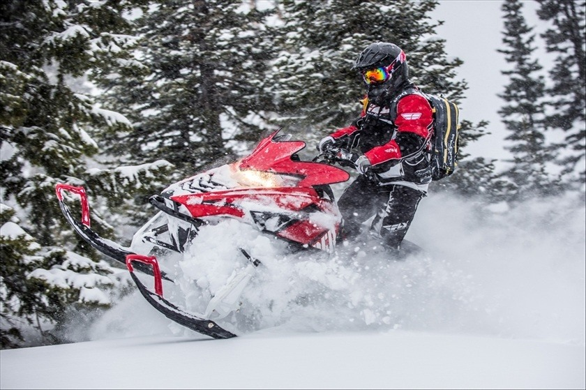 2015 Yamaha SRViper M-TX 162 SE in Bozeman, Montana - Photo 19