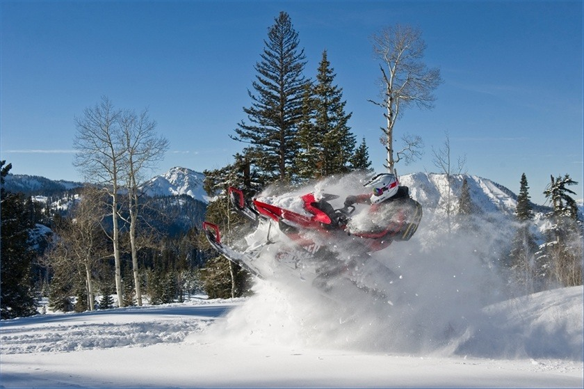 2015 Yamaha SRViper M-TX 162 SE in Bozeman, Montana - Photo 20