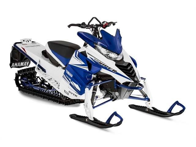 2015 Yamaha SRViper M-TX 162 SE in Port Washington, Wisconsin