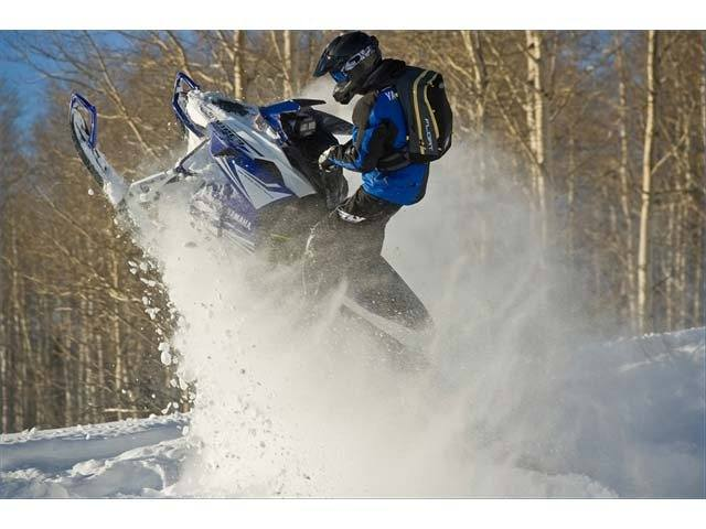 2015 Yamaha SRViper M-TX 162 SE in Johnson Creek, Wisconsin