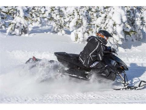 2015 Yamaha SRViper L-TX DX in Land O Lakes, Wisconsin - Photo 4
