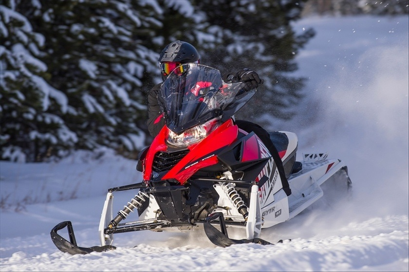 2015 Yamaha SRViper L-TX DX in Land O Lakes, Wisconsin - Photo 10