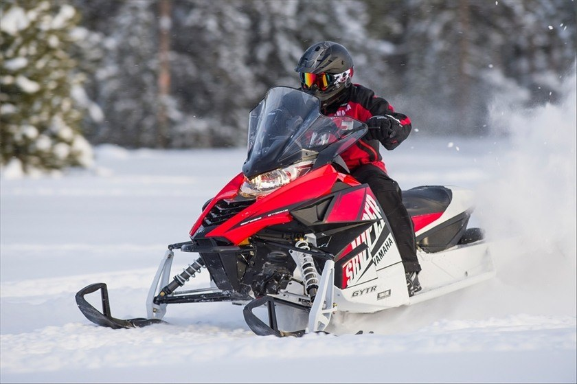 2015 Yamaha SRViper L-TX DX in Land O Lakes, Wisconsin - Photo 11