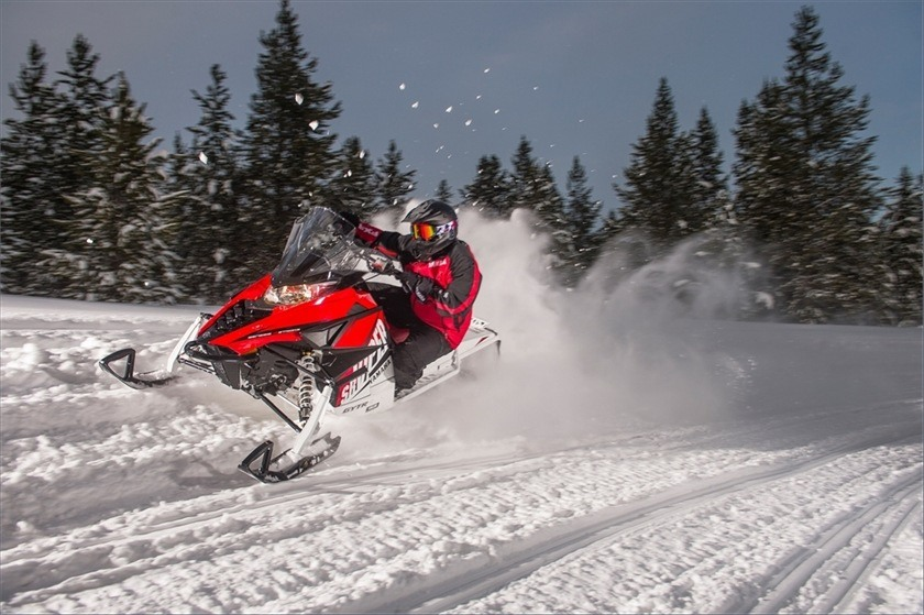 2015 Yamaha SRViper L-TX DX in Land O Lakes, Wisconsin - Photo 13
