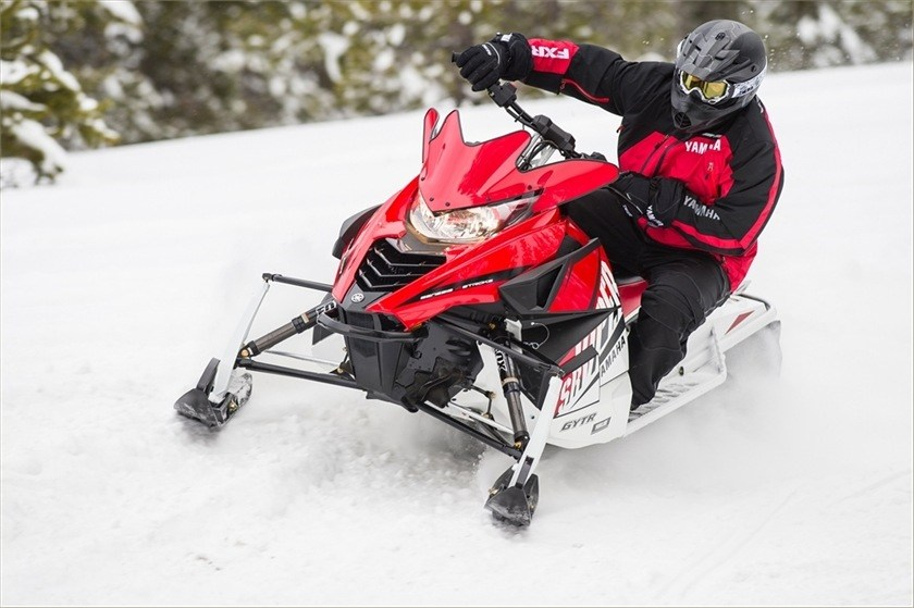 2015 Yamaha SRViper R-TX SE in Dimondale, Michigan