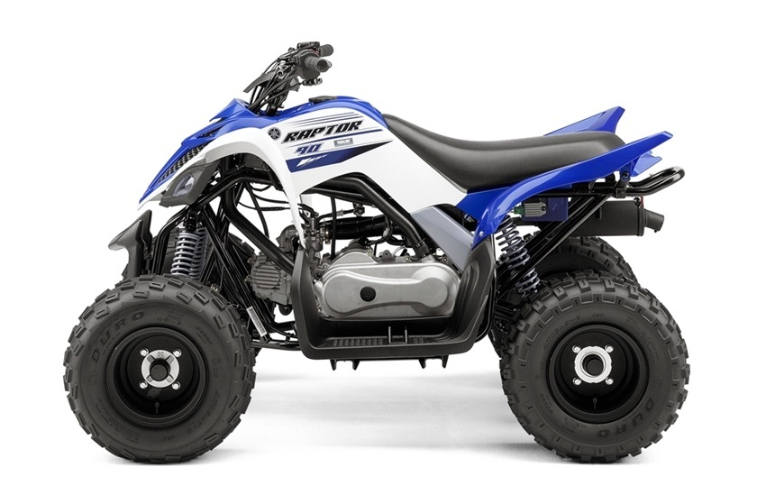 2016 Yamaha Raptor 90 in Olympia, Washington