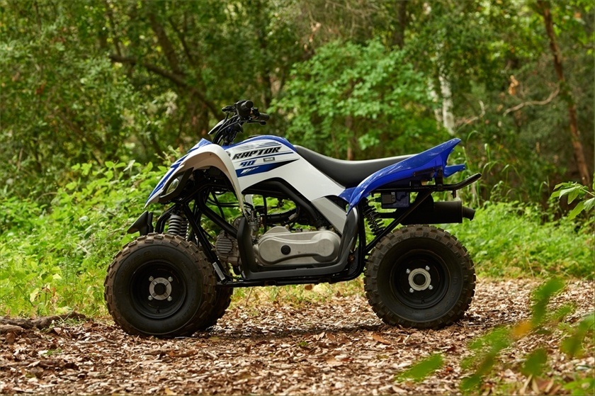 2016 Yamaha Raptor 90 in Bristol, Virginia