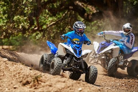 2016 Yamaha Raptor 90 in Harrisburg, Illinois