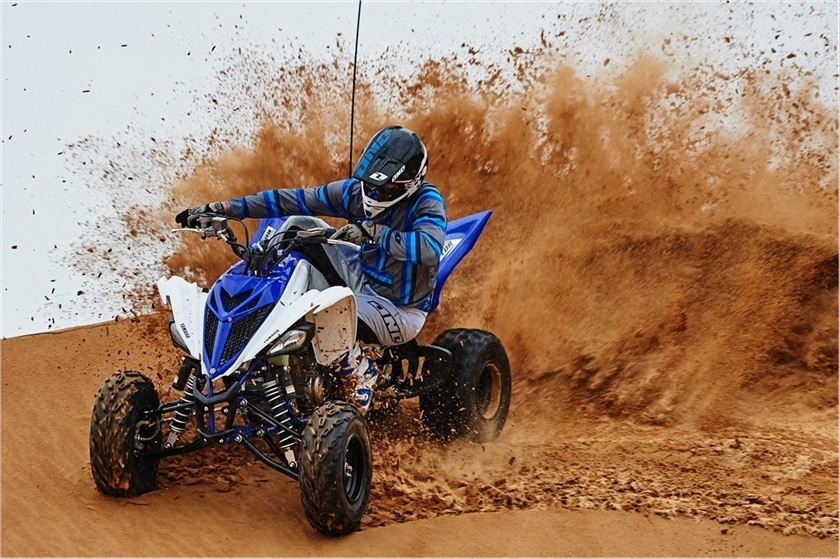 2016 Yamaha Raptor 700R in Harrisburg, Illinois