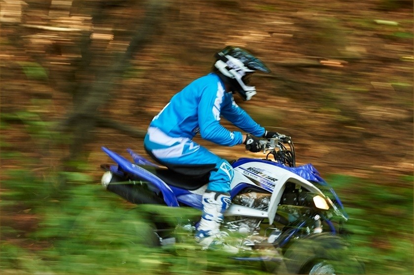 2016 Yamaha Raptor 700R in Tyrone, Pennsylvania