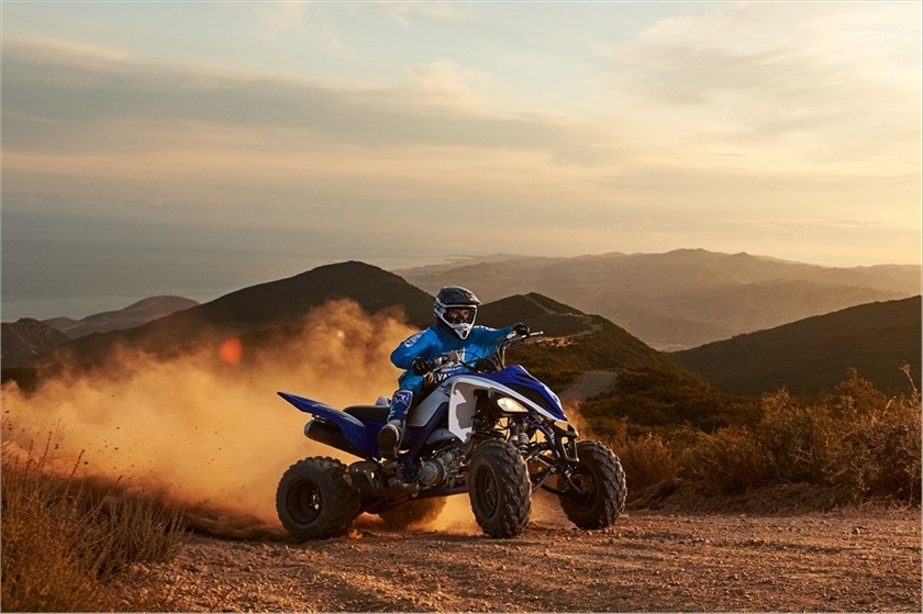 2016 Yamaha Raptor 700R in Derry, New Hampshire