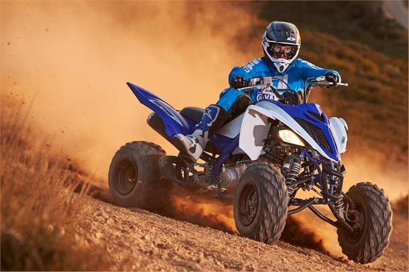 2016 Yamaha Raptor 700R in Pittsburgh, Pennsylvania