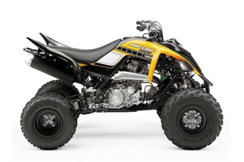 2016 Yamaha Raptor 700R SE in Fontana, California