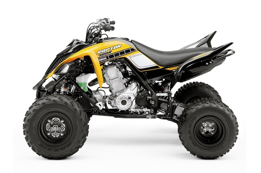 2016 Yamaha Raptor 700R SE in Bristol, Virginia