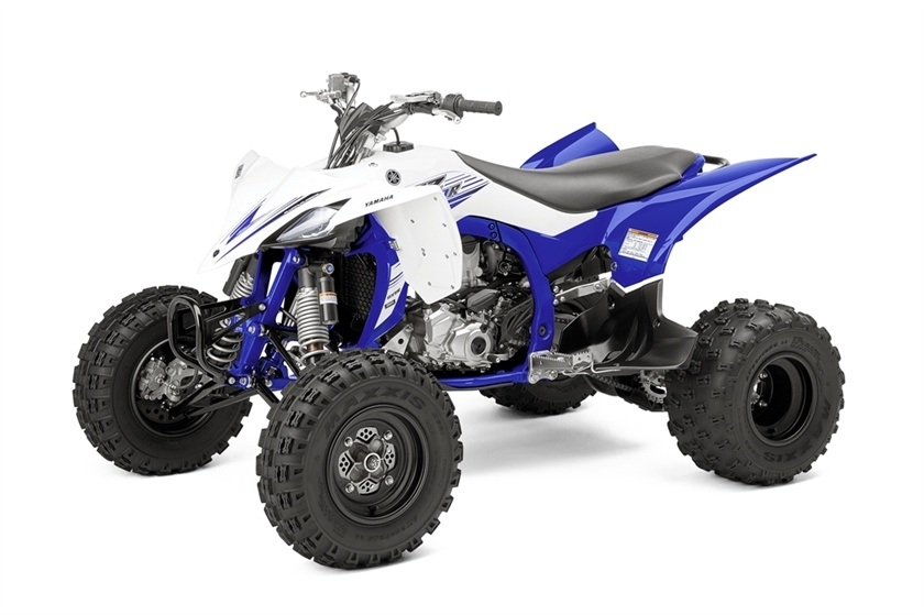 2016 Yamaha YFZ450R in Tyrone, Pennsylvania