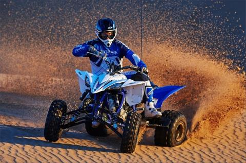 2016 Yamaha YFZ450R in Harrisburg, Illinois