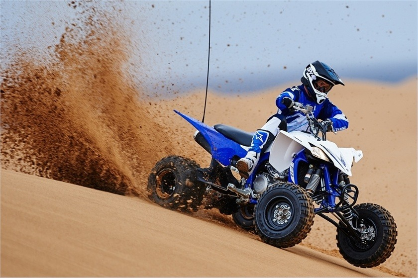 2016 Yamaha YFZ450R in Romney, West Virginia