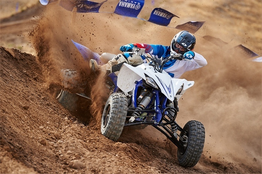 2016 Yamaha YFZ450R in Johnson Creek, Wisconsin