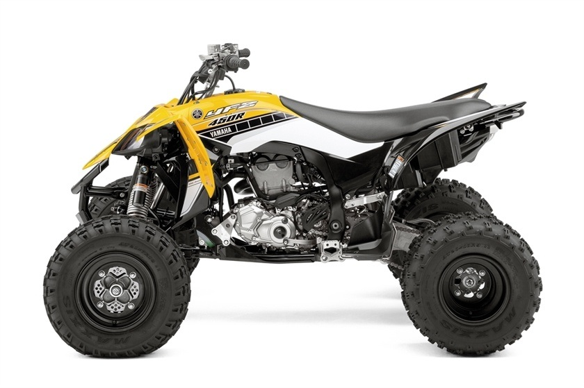 2016 Yamaha YFZ450R SE in Lowell, North Carolina