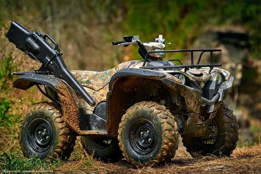 2016 Yamaha Grizzly in Ebensburg, Pennsylvania