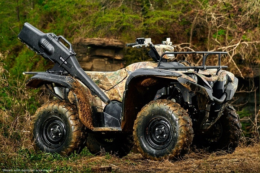 2016 Yamaha Grizzly in Shawnee, Oklahoma