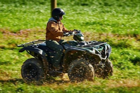 2016 Yamaha Grizzly in Missoula, Montana
