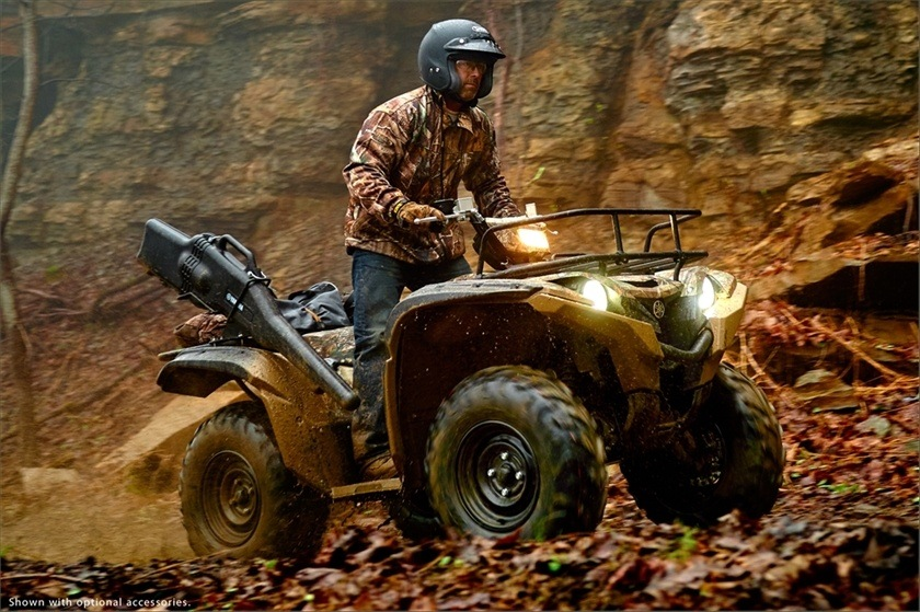2016 Yamaha Grizzly in Chesterfield, Missouri