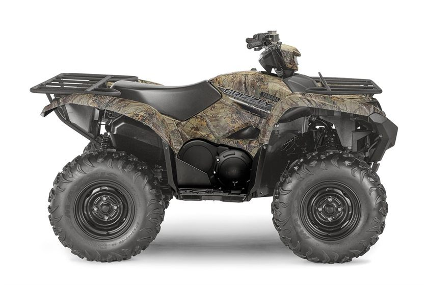2016 Yamaha Grizzly in Modesto, California - Photo 1