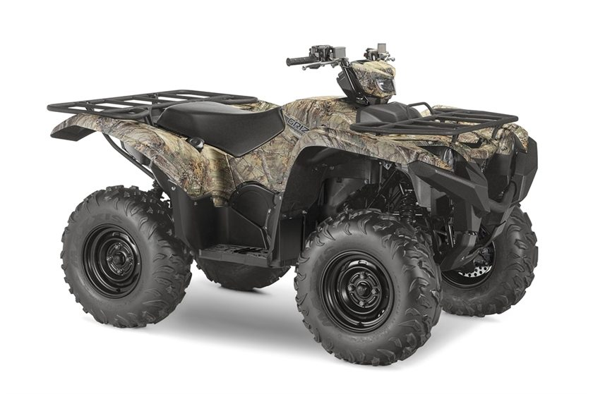 2016 Yamaha Grizzly in Modesto, California - Photo 3