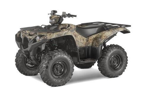 2016 Yamaha Grizzly in Modesto, California - Photo 4