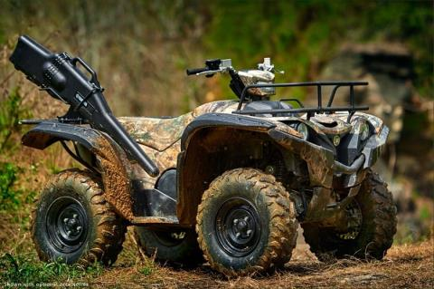 2016 Yamaha Grizzly in Modesto, California - Photo 8