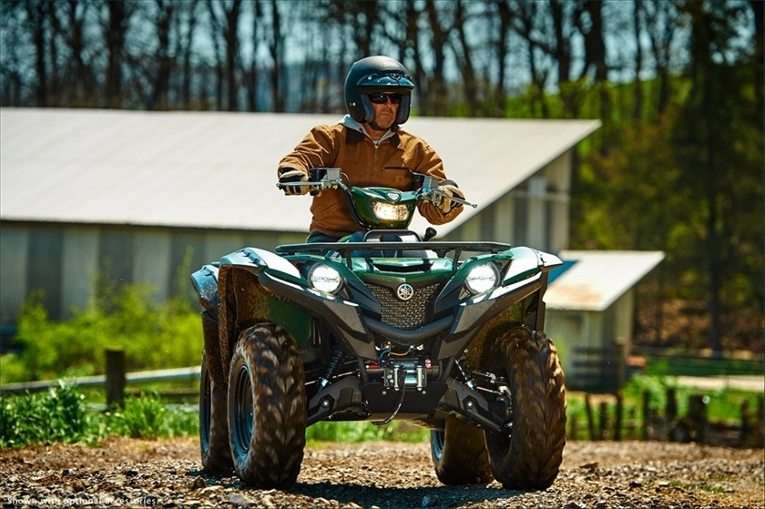 2016 Yamaha Grizzly in Burleson, Texas