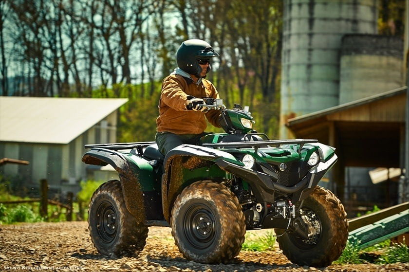 2016 Yamaha Grizzly in Hobart, Indiana