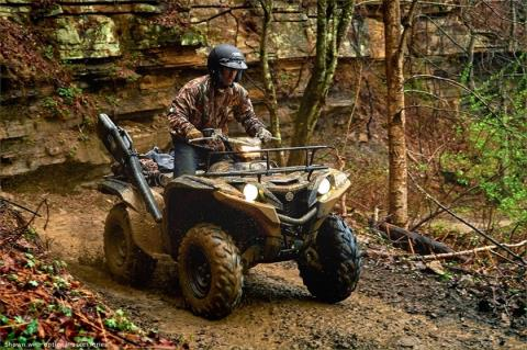 2016 Yamaha Grizzly in Port Washington, Wisconsin