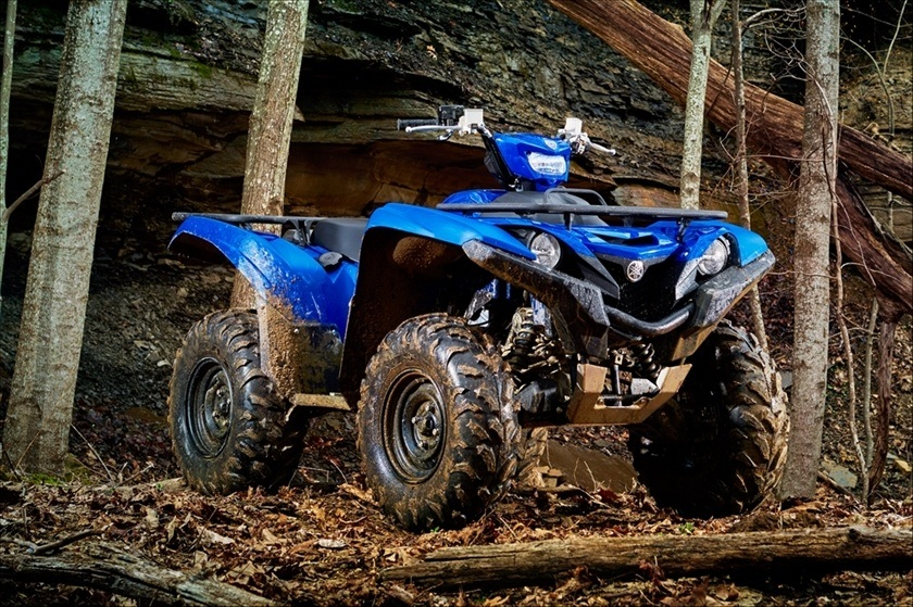 2016 Yamaha Grizzly EPS in Grimes, Iowa - Photo 18