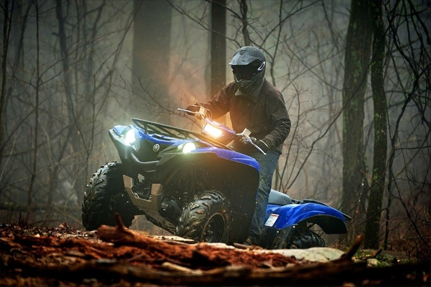 2016 Yamaha Grizzly EPS in Johnson Creek, Wisconsin