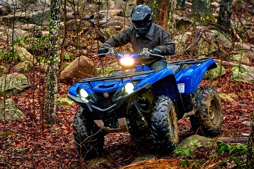 2016 Yamaha Grizzly EPS in Grimes, Iowa - Photo 30