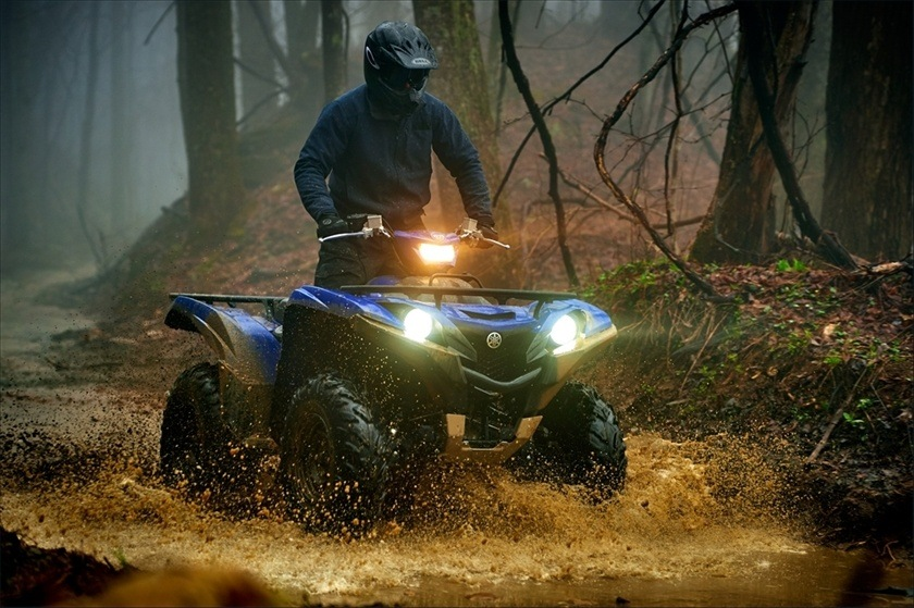 2016 Yamaha Grizzly EPS in Grimes, Iowa - Photo 32