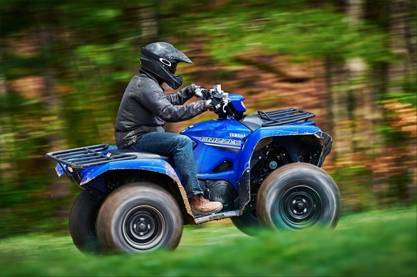 2016 Yamaha Grizzly EPS in Grimes, Iowa - Photo 34